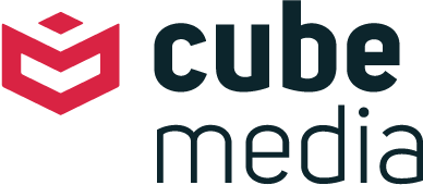 Logo - cube media AG