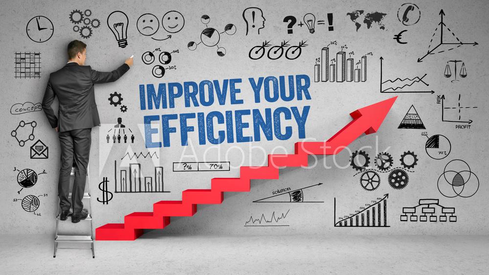 efficiency – effizienz - cube media AG 2