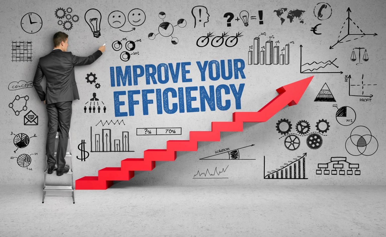 efficiency – effizienz - cube media AG 22